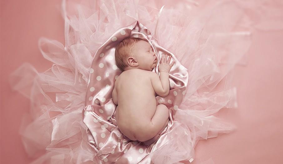 Fairytale newborn